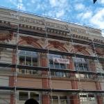 Echafaudage de facade SECO