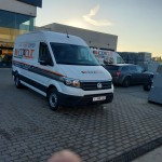 CAMIONNETTE VW CRAFTER FOURGON