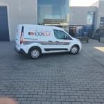 Camionnette frigorifique 3m³