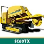 Rogneuse de souche Vermeer SC60TX